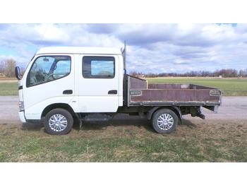 TOYOTA DYNA - ciężarówka burtowa