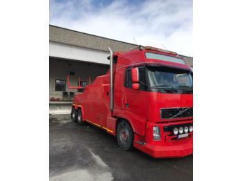 Volvo FH16 tow truck MAN Scania  - ciężarówka burtowa