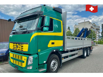 Volvo FH500.  6x2 R  - ciężarówka burtowa