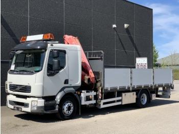 Volvo FL240 - ciężarówka burtowa