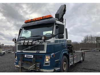Volvo FM9  - ciężarówka burtowa