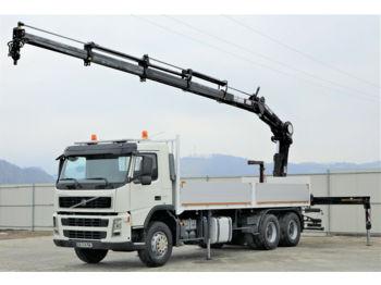 Ciężarówka burtowa Volvo FM 300 Pritsche 7,00m + Kran*6x4* Topzustand!