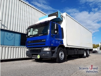 Ciężarówka chłodnia DAF CF 75.360 FAN 6x2 Euro 5 Tiefkühlkoffer