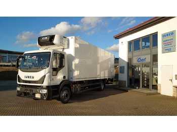 Ciężarówka chłodnia Iveco Eurocargo 150E250 Kühlkoffer Carrier + LBW EU6