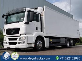 Ciężarówka chłodnia MAN 26.360 TGS 6x2 carrier doors li
