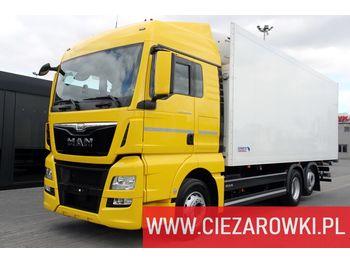 MAN MAN TGX 26.440 / E6 / 6x2 / Schmitz body/Carrier / 18 EPAL / Ret - ciężarówka chłodnia