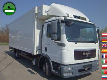 Ciężarówka chłodnia MAN TGL 12.250 4x2 BL FRIGOBLOCK FK13 LBW KLIMA Tren