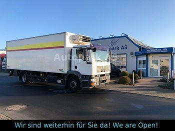 Ciężarówka chłodnia MAN TGM 18.330 Kühlkoffer Klima Tempomat LBW