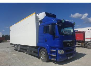 MAN TGS26.360  - ciężarówka chłodnia