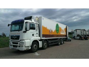 MAN TGS 33.440  8X4   euro 4  - ciężarówka chłodnia