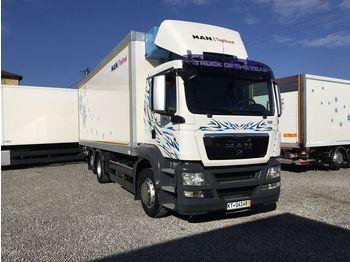 Ciężarówka chłodnia MAN TGX TGS
