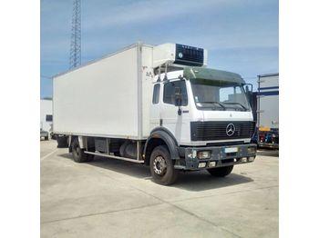 MERCEDES-BENZ 1827 left hand drive Retarder Hub Reduction - ciężarówka chłodnia