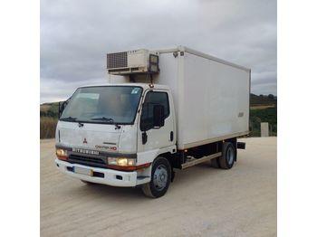 Ciężarówka chłodnia MITSUBISHI Canter HD 3.9 TD left hand drive 4D34 7.5 ton Carrier