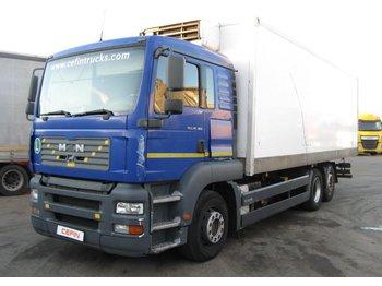 Man Tga 26360 - ciężarówka chłodnia