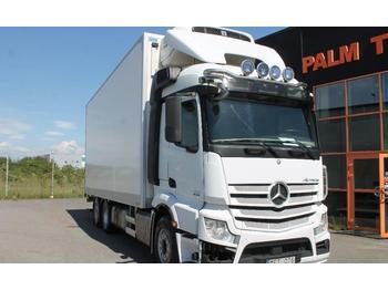 Mercedes-Benz Actros Euro 5  - ciężarówka chłodnia