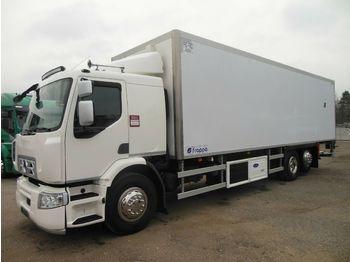 Ciężarówka chłodnia Renault D380,6X2,CARRIER,TRENNWAND,2 VERDAMPFER,LBW