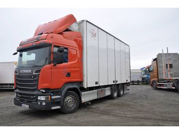SCANIA R580 LB6X2MNB - ciężarówka chłodnia