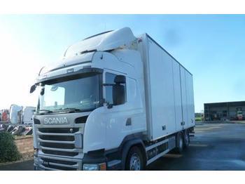 Scania R410  - ciężarówka chłodnia