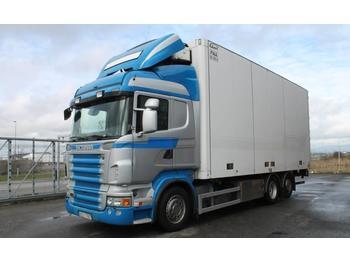 Scania R480LBX2*4MLB  - ciężarówka chłodnia