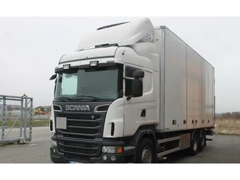 Scania R560LB6X2*4MNB Euro 5  - ciężarówka chłodnia