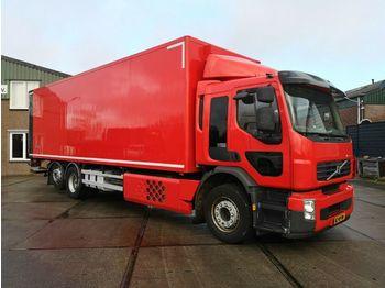 Ciężarówka chłodnia Volvo FE 310 6x2R HYBRID   Frigo Thermo King   LBW