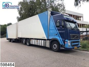 Volvo FH13 460 EURO 5, 6x2, Frigoblock, Standairco, Airco, Frigo Combi - ciężarówka chłodnia