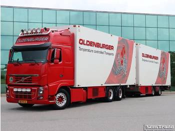 Volvo FH16 750 6X2 FULL OPTIONS THERMO KING UT 50 CC COMBI - ciężarówka chłodnia