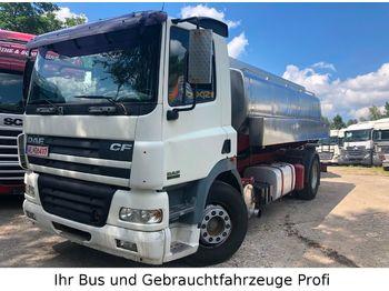 DAF CF 85.430 Schaltung Milchtank und Wasser   XF95  - ciężarówka cysterna