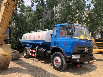 Ciężarówka cysterna DONGFENG Water tanker truck