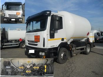 IVECO Eurocargo 140e25 - ciężarówka cysterna