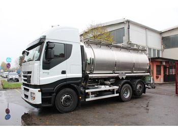 IVECO Stralis 500 - ciężarówka cysterna