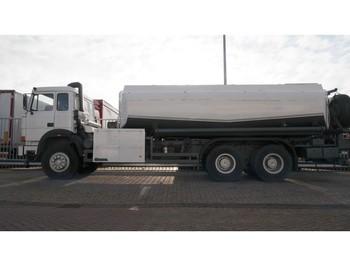 Iveco 260-32AH 6X4 FUEL TANK MANUAL GEARBOX 32.000KM - ciężarówka cysterna