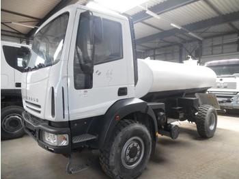 Ciężarówka cysterna Iveco EUROCARGO 4x4 water tank