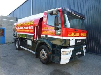 Ciężarówka cysterna Iveco EUROTECH 190 E 24 220000 km