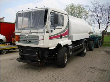 Ciężarówka cysterna MAN - TGA 410