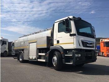 Ciężarówka cysterna MAN TGM 18.290 BL 10.900 L