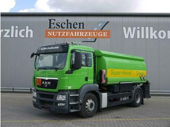 Ciężarówka cysterna MAN TGS 18.480, Retarder, Esterer, A1 + A3, LGBF