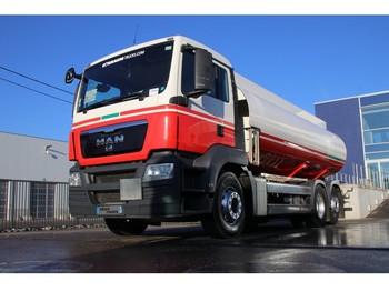 MAN TGS 26.360 + MAGYAR 18.700L (5 comp.) - ciężarówka cysterna