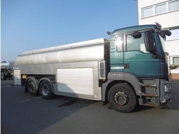 Ciężarówka cysterna MAN TGS 26.400 (6x2) (Nr. 4461)