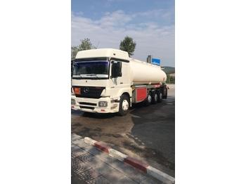 Ciężarówka cysterna MERCEDES-BENZ Axor 3228: zdjęcie 1