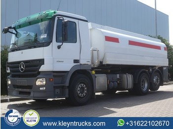 Ciężarówka cysterna Mercedes-Benz ACTROS 2544 esterer 4 comp. 2000