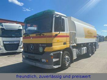 Mercedes-Benz * ACTROS 2631 * OBEN UND UNTEN B* LENK/LIFTACHSE  - ciężarówka cysterna