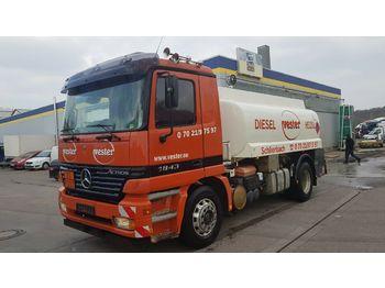 Ciężarówka cysterna Mercedes-Benz Actros 1843 L A3 Tankwagen Heizöl Diesel DPF