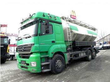 Ciężarówka cysterna Mercedes-Benz Axor 2543 L 6x2 Silo