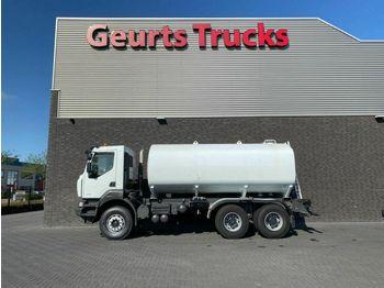 Ciężarówka cysterna Renault KERAX 380 6X4 WATER TANKER TRUCK
