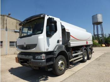Ciężarówka cysterna Renault Kerax 370.26 (6X4)