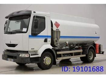 Ciężarówka cysterna Renault Midlum 220 DCi