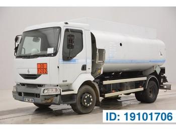Ciężarówka cysterna Renault Midlum 220 DCi: zdjęcie 1