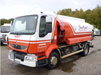 Ciężarówka cysterna Renault Midlum 250 4x2 fuel tank 11.8 m3 / 4 comp