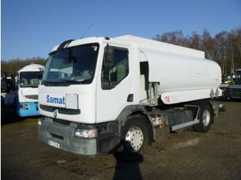 Ciężarówka cysterna Renault Premium 270.19 4x2 fuel tank 14.2 m3 / 4 comp